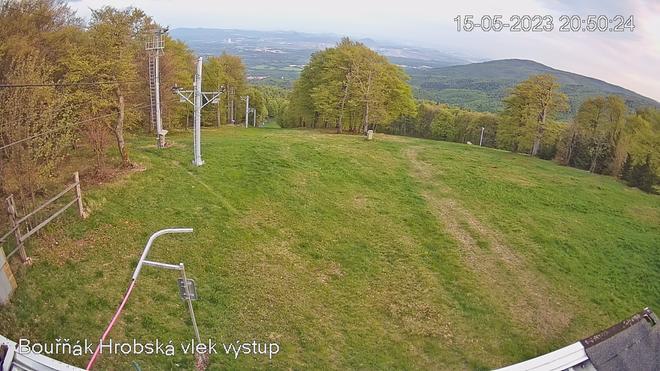 Webcam - Bouřňák